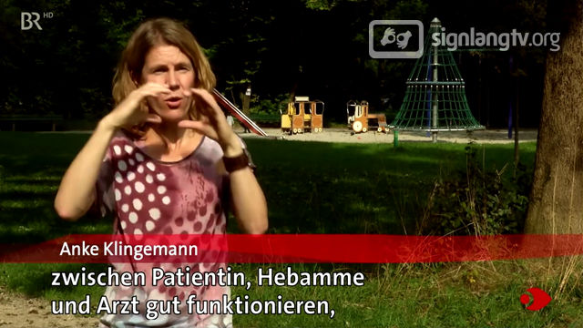 BR Sehen Statt Hoeren - Deaf TV Show in German Sign Language