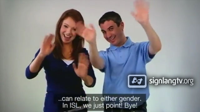 DCTV Sign Up - Deaf TV Show in Irish Sign Language