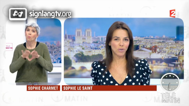 France TV Journal - French Sign Language news