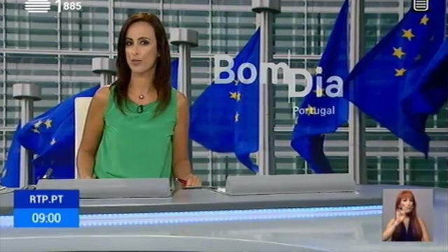 RTP Bom Dia Portugal - Portuguese Sign Language news