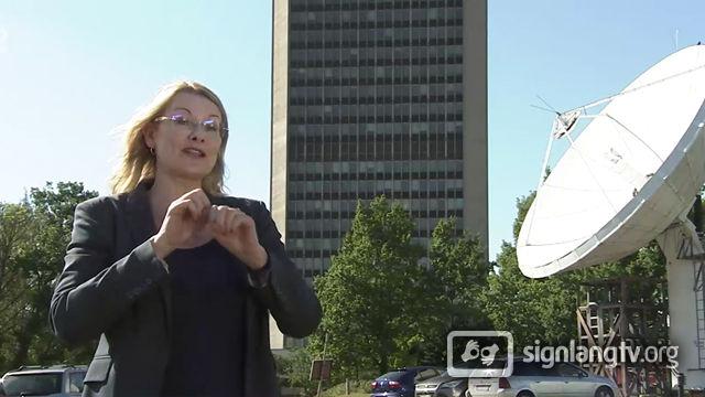 RTVS Televizny Klub Nepocujucich - Deaf TV Show in Slovak Sign Language