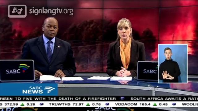 SABC News - South African Sign Language news